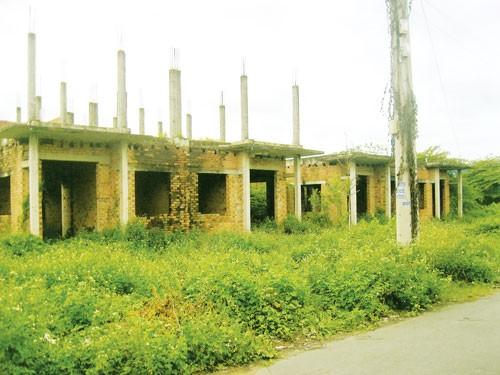 Hoang tàn khu dân cư Hoàng Hải ảnh 1